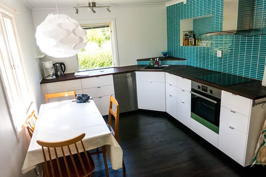 Nyrenoverat kök Renovated kitchen