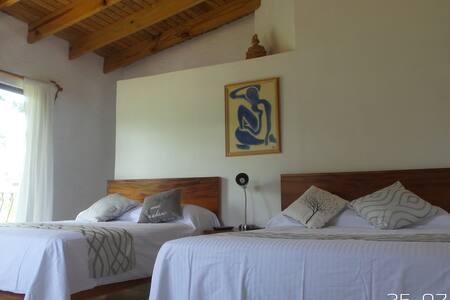 Suite 3 del Jardín. Coatepec, Ver.