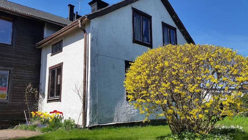 Charming Station Villa - Vimmerby - Appartement