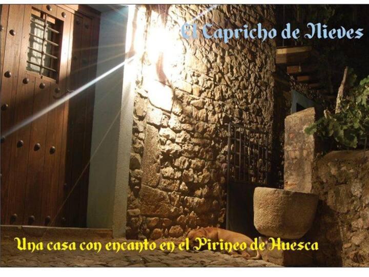 """""""El Capricho de Nieves"""", B&B Río Cinca"""