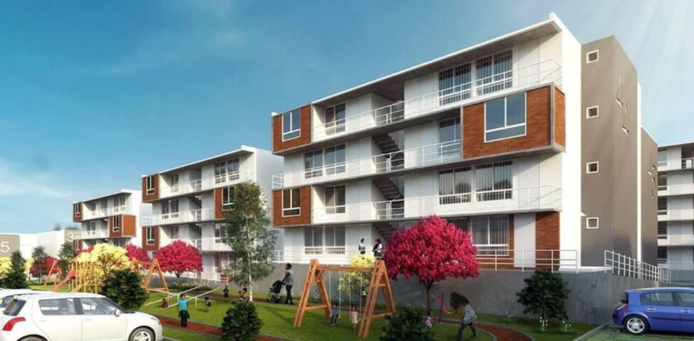 Cerca de Universidad ITESO, Moderno Departamento - Guadalajara - Appartement