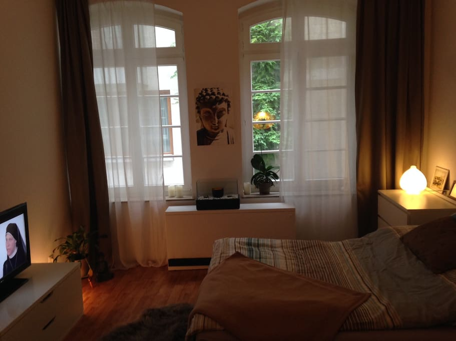 romantische wohnung in der altstadt wohnungen zur miete. Black Bedroom Furniture Sets. Home Design Ideas