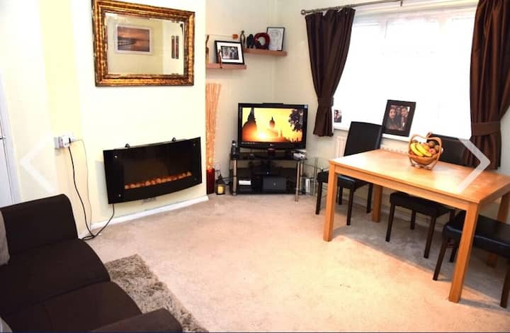 Private and cosy flat in Dartford