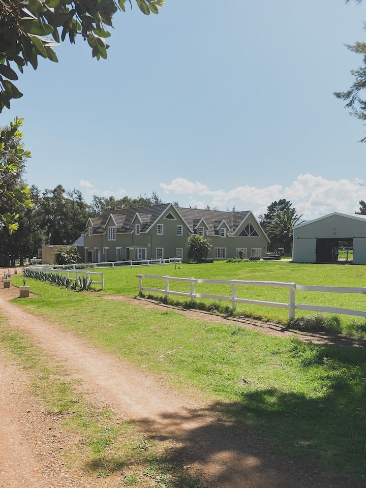 Rural Farm House on the outskirts of Gordon's Bay