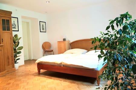 """Historische Hostel-Villa / """"Gartenzimmer"""