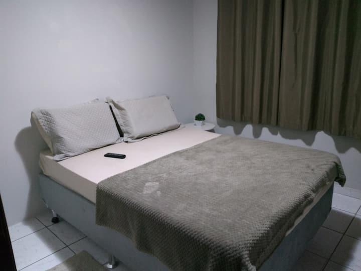 Sobrado da Dry 1/  1 cama de casal.