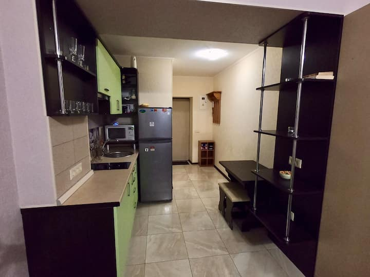 Stylish, cozy, safe apartment in the city center
