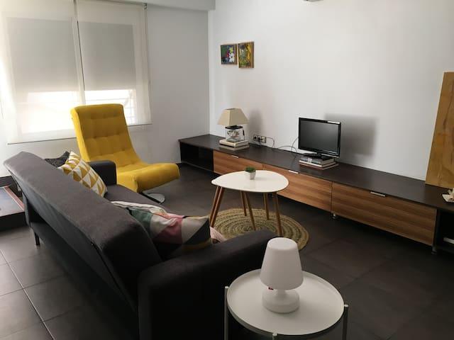 Moderno y Céntrico Apartamento en el Centro