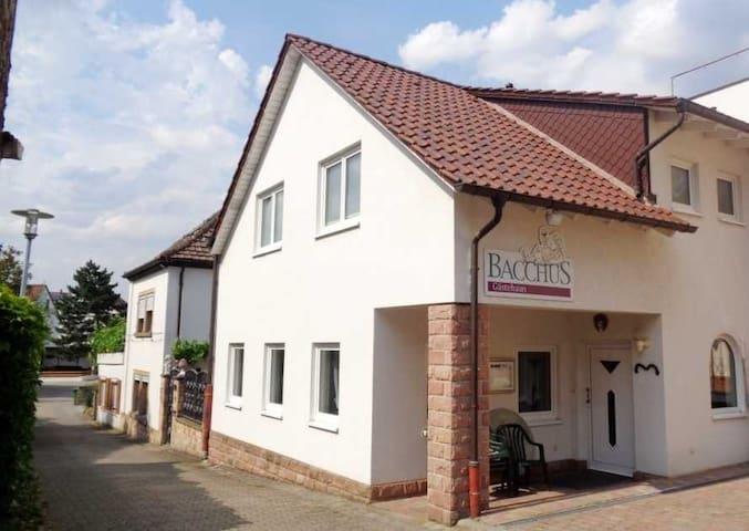 Gästehaus Bacchus in Wachenheim - Wachenheim an der Weinstraße