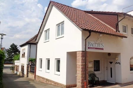 Gästehaus Bacchus in Wachenheim - Wachenheim an der Weinstraße - Bed & Breakfast