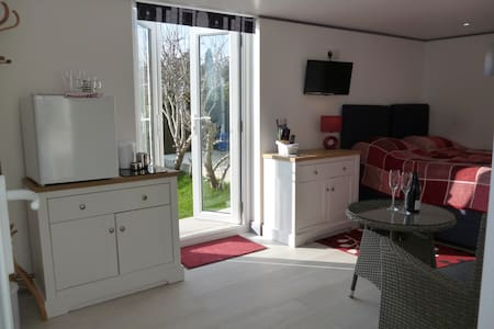 The Cosy Studio House, a place to relax and enjoy. - Bishopsteignton - Pensió