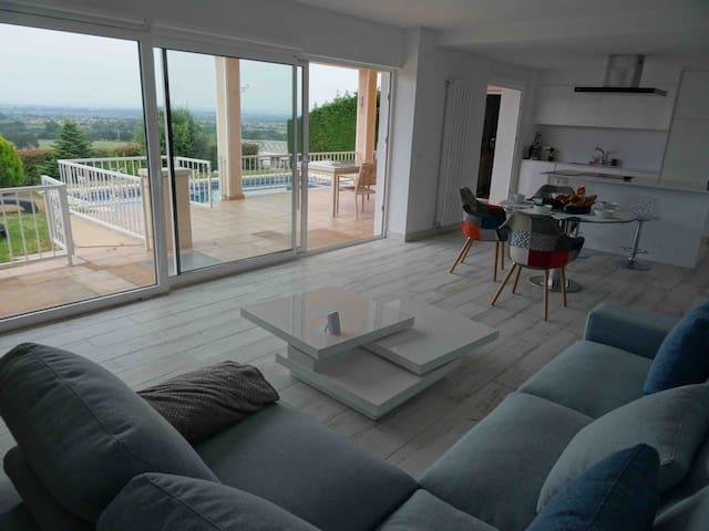 Magnifique villa sur la Costa Brava