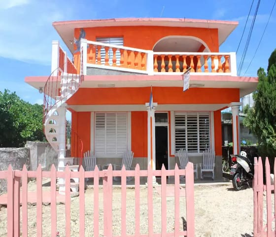 Casa Pelicano-3 Independent Rooms