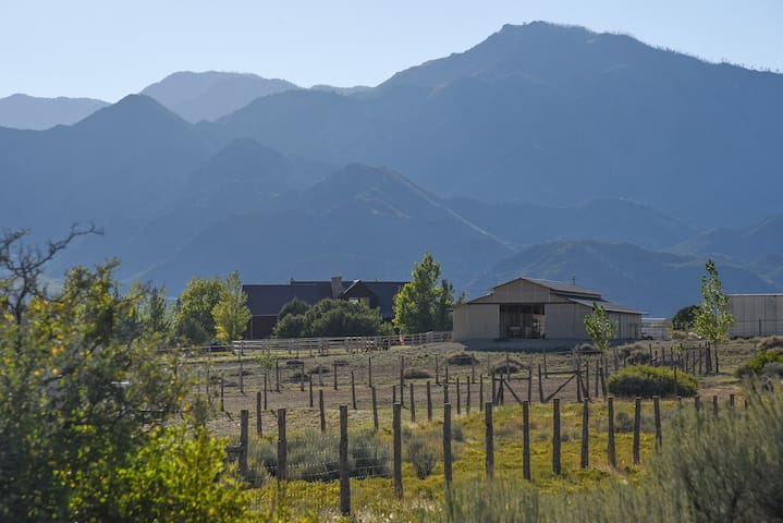 SUPERLIFE Ranch! Rm2- The Forest - New Harmony, UT - New Harmony