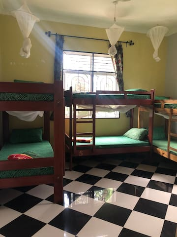 Rafiki Backpackers & Guesthouse (8 Beds Dorm 1)