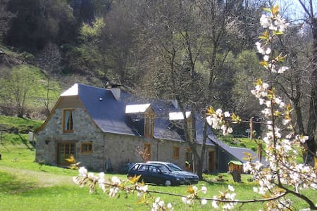 Bergerie Capou Chambres d'hôtes à la montagne - Sireix - Maison