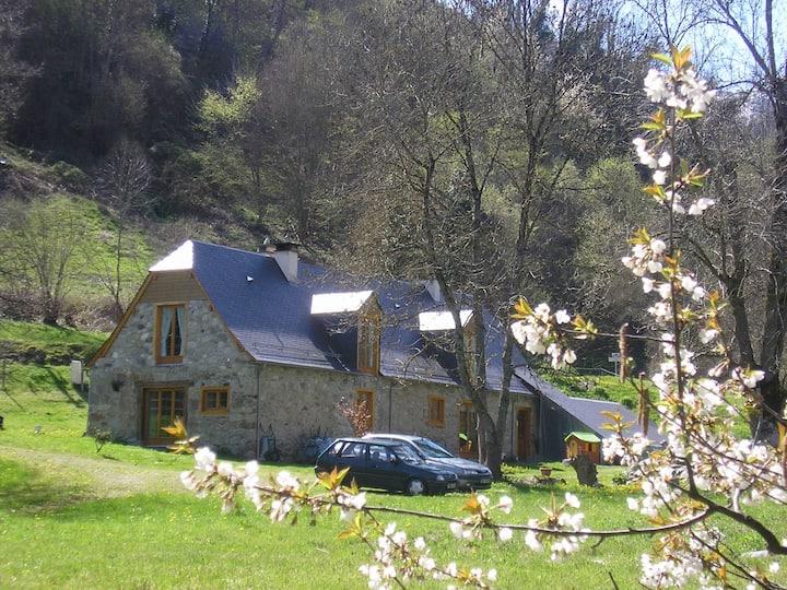 Bergerie Capou Chambres d'hôtes à la montagne