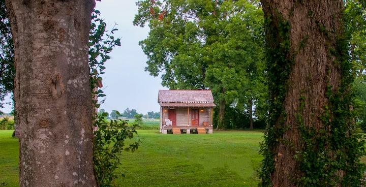 The Panther Burn Cottage @ Belmont Plantation