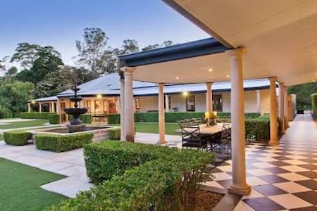 The Plantation - Cooroy - Huvila