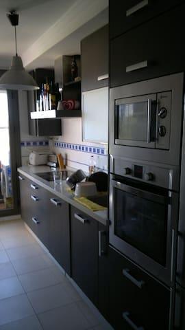 alquilo habitacion en jerez - Jerez de la Frontera - Lägenhet