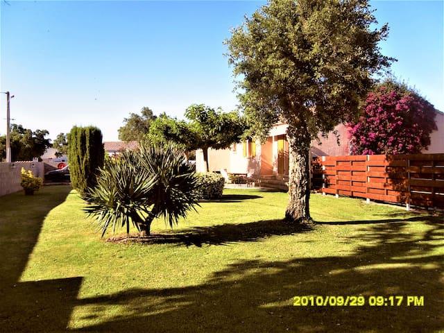 Villa 90m² à proximité de plages et rivières