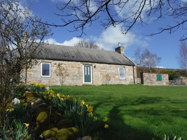 McKerron Cottage, a romantic getaway near Aberlour - Moray