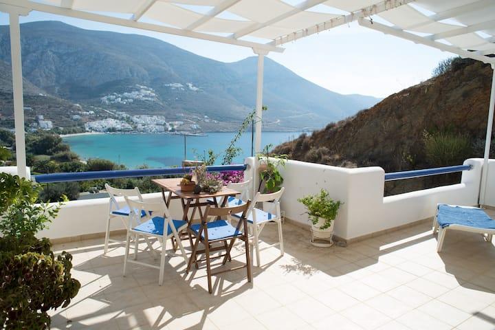 Amorgos, One Bedroom Apartment