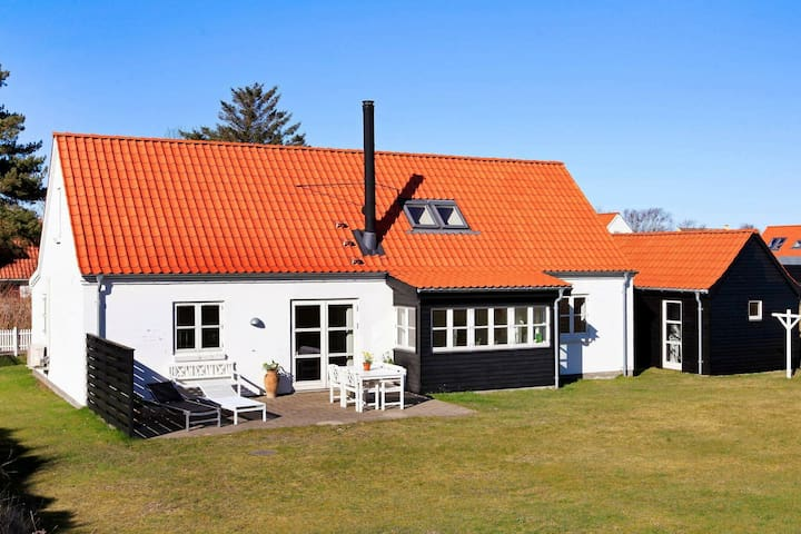 Spacious Holiday Home in Hirtshals by the Sea
