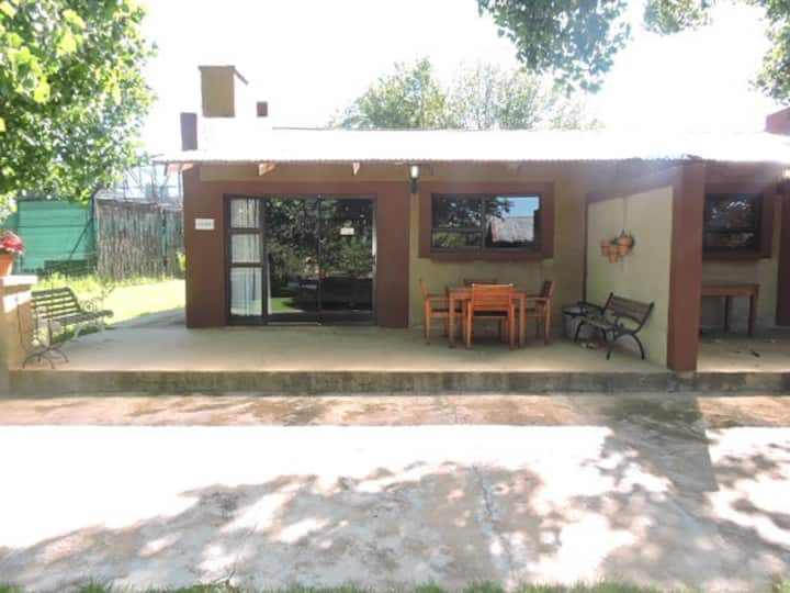 Parys, Self Catering, Farm Cottage 1, A/C, Pool