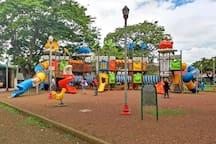 Point of interest: Park for children. 15 minutes walking.