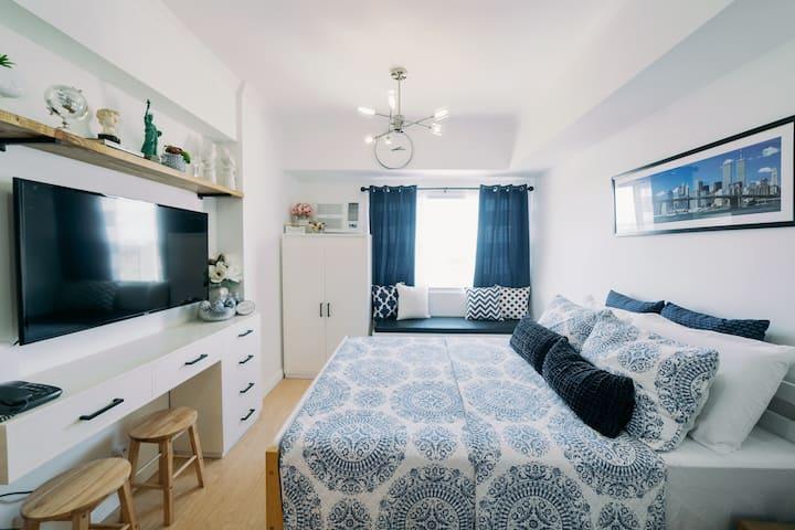 New York Suite II at Avida Towers Aspira