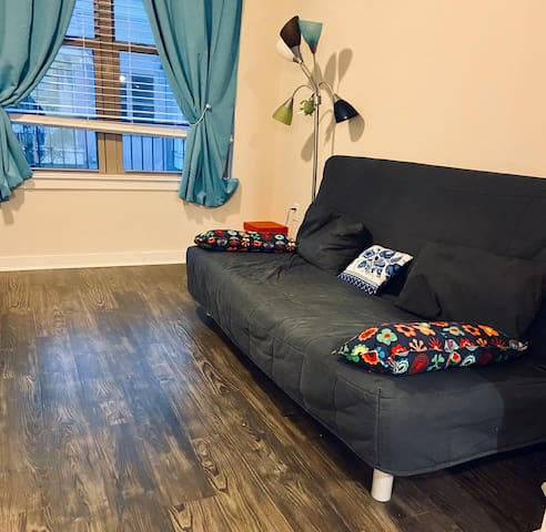 Cozy & Quite 1-BDR in the heart of East Austin
