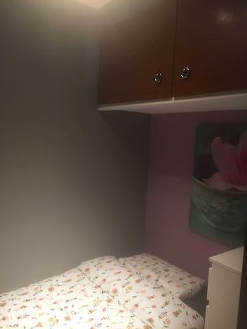 Alquilo habitación individual muy acogedora