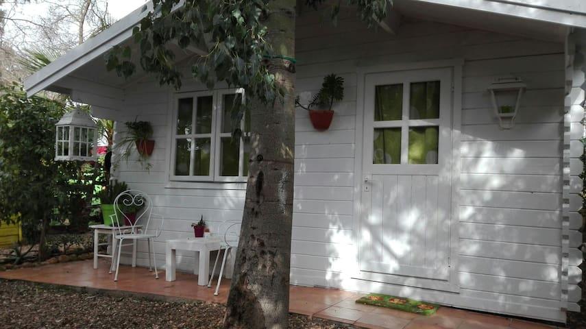 Casa granja jardín - Urbanización el Regidor