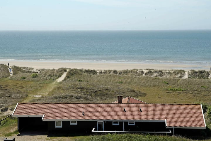 Gorgeous Holiday Home in Blåvand with Sauna