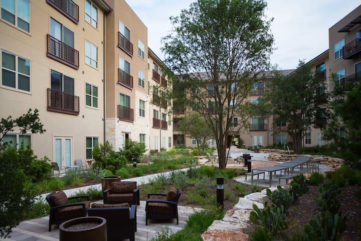 Modern Apartment in the Domain North Austin - Austin - Lakás