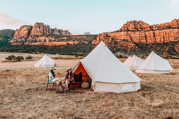 Wander Camp Zion Tent #7