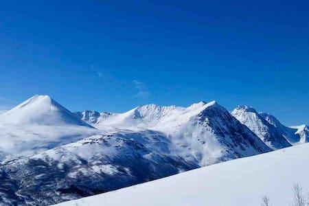 Amazing Lyngen Alps