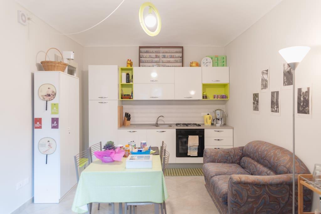 Elegante stanza san salvario con bagno privato appartamenti in affitto a torino piemonte italia - Stanza con bagno privato roma ...