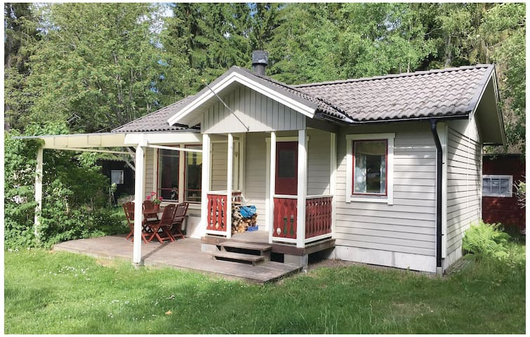 Holiday cottage with 2 bedrooms on 36m² in Ingarö