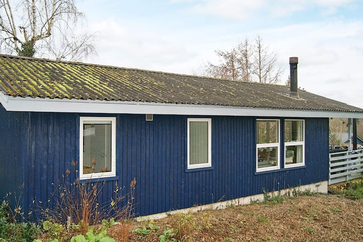 7 person holiday home in Ebeltoft