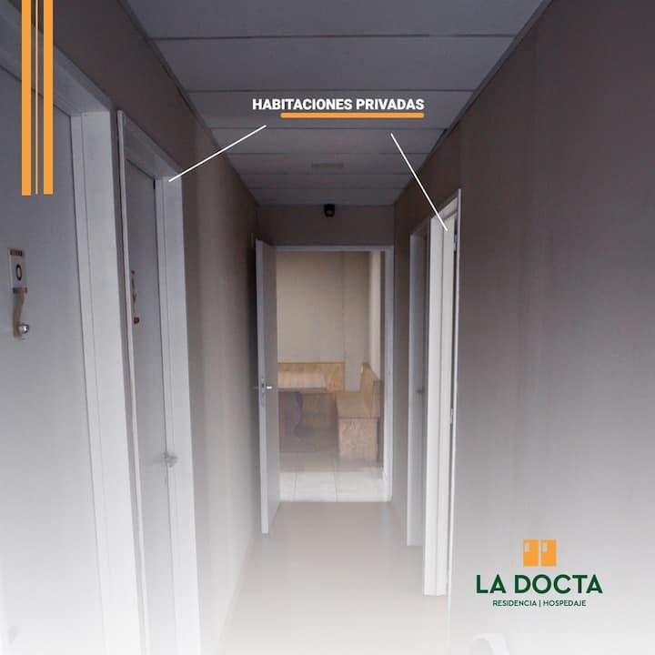 Hospedaje en residencia La Docta. Costo Accesible