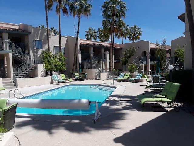 Cozy Desert Oasis II