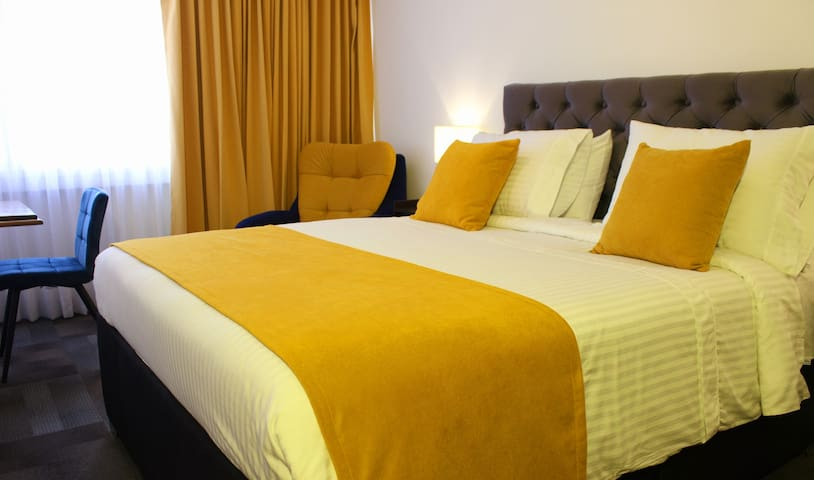 ⭐Best Located Room,Downtown Candelaria Bogotá⭐
