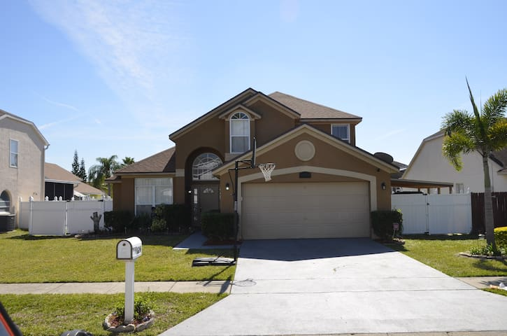Just steps away from Disney. You will love it! - Kissimmee - Rumah