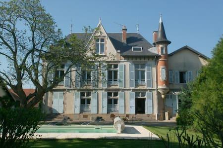 L'Echauguette - Allier - Istana