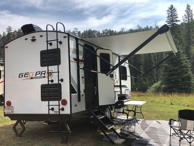 2021 Geo Pro Camper