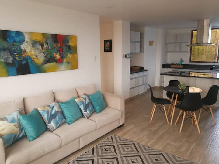 Beach Condo in Olon