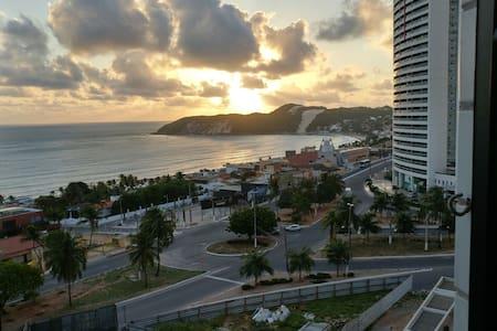 Quarto com vista para o mar - Natal - Apartment