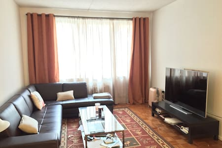 Large, sunny 1 bedroom apartment. - New York